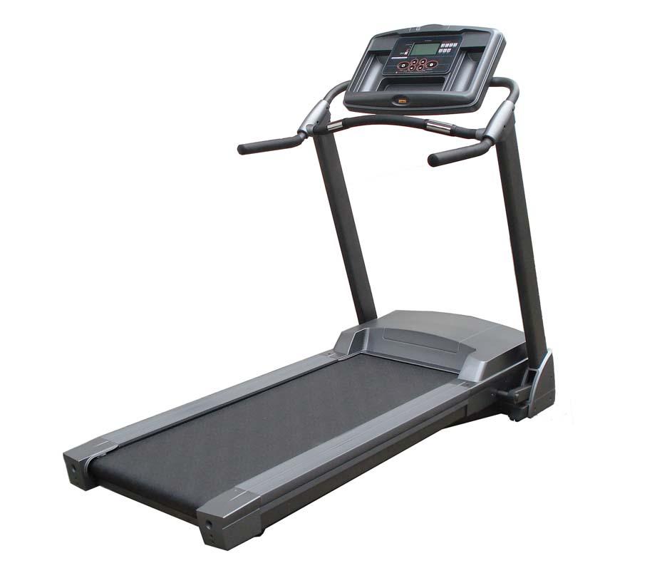 Folding Motorized Treadmill From Phoenix Health Fitness